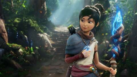 Kena: Bridge Of Spirits Launch Trailer Shows Off The Game's Exploration And Story