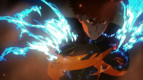 Netflix's Spriggan Anime Is Coming in 2022, Gets Teaser Trailer