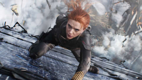 Movie Theaters Owners Point to Disney+ To Explain Black Widow's Second-Week Box Office Drop