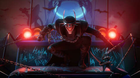 Fortnite The Batman Who Laughs Skin Coming Via Another DC Comics Crossover