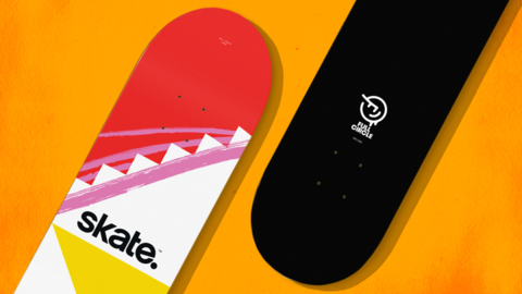 Learn How To Skate Before Skate 4 Comes Out With A Skate-Inspired Deck