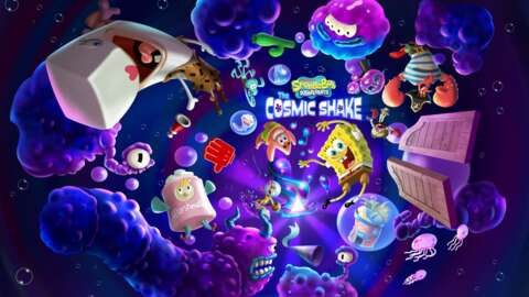 SpongeBob SquarePants: The Cosmic Shake Brings Sweet Victory Back To The Franchise, the vie