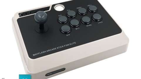 Get The Mayflash F300 Fight Stick For Only
