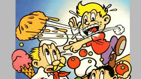 Atari Classic Food Fight Is Getting A Multiplayer Reboot
