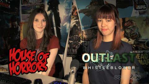 Outlast: Whistleblower - House of Horrors