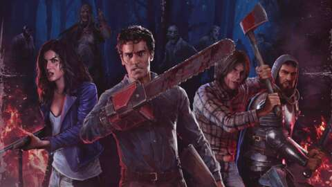 First Evil Dead Gameplay Revealed By Ash Williams Himself, Bruce Campbell