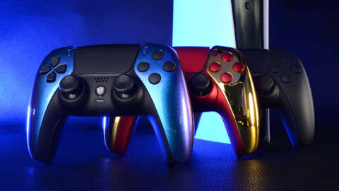 PS5 Gets Ultra-Expensive, Elite-Style Controller From HexGaming