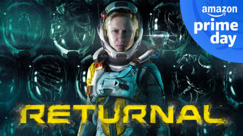 Returnal Sees Huge Discount During Amazon Prime Day 2021