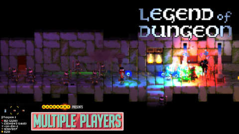 Legend of Dungeon - Multiple Players