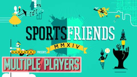 Sportsfriends - Multiple Players