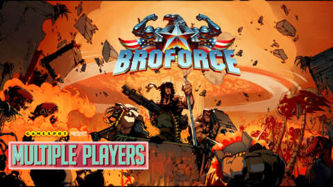 Broforce - Multiple Players