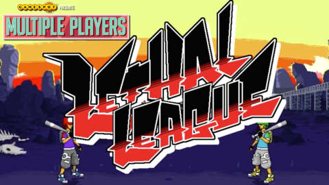 Lethal League - Multiple Players