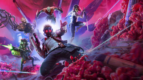 Guardians Of The Galaxy Is Brash And Bombastic In The Best Ways