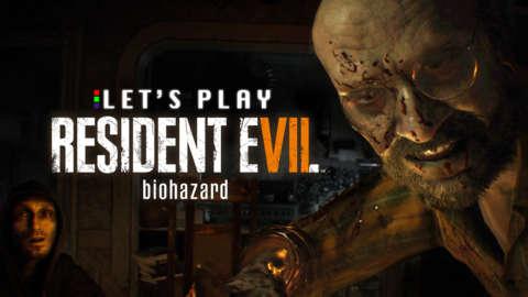 GETTING TERRORIZED BY JACK BAKER - Resident Evil 7 Let's Play