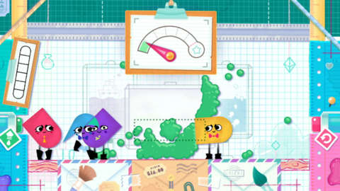 Quick Look: Snipperclips: Cut It Out, Together!