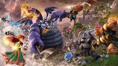 Quick Look: Dragon Quest Heroes II