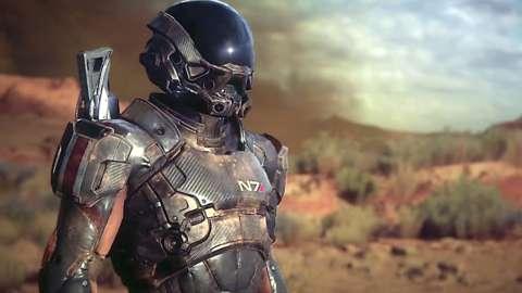 Quick Look: Mass Effect: Andromeda