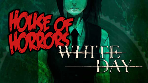 House of Horrors - White Day: A Labyrinth Named School