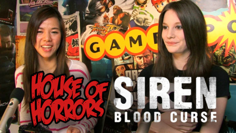 House of Horrors - Siren: Blood Curse