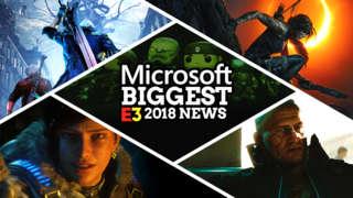E3 2018: All The Microsoft Press Conference News