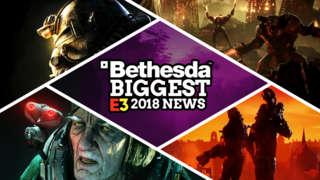 E3 2018: All The Bethesda Press Conference News