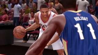 NBA Live 14 - LIVE Season & CourtQ Official Trailer