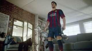 FIFA 14 - Next Gen Lionel Messi TV Commercial