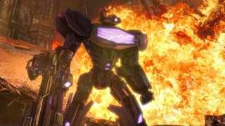 Transformers: Rise of the Dark Spark - Announcement Trailer
