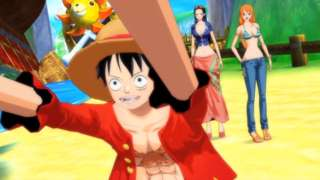One Piece: Unlimited World Red - Official Trailer