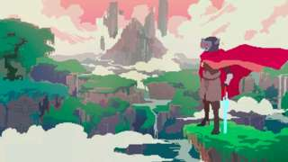 Hyper Light Drifter - Coming to PS4 and PS Vita