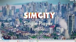 SimCity Offline - Gameplay Tutorial