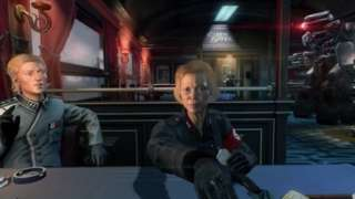 Wolfenstein: The New Order - On a Train to Berlin