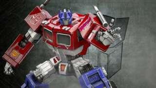 Transformers: Rise of the Dark Spark - G1 Optimus Prime Reveal