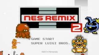 NES Remix 2 - Remixed Fun Trailer
