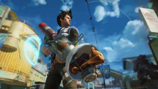 Sunset Overdrive - First Look Trailer
