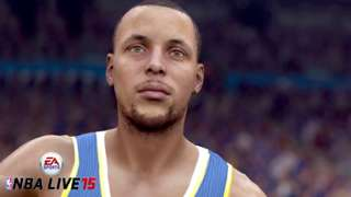 NBA Live 15 - Behind the Scenes: Scanning