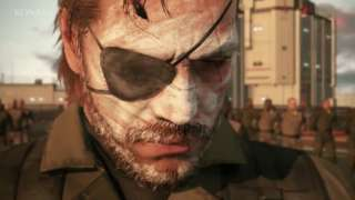 E3 2014: Metal Gear Solid V: The Phantom Pain Director's Cut Trailer