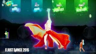 E3 2014: Just Dance 2015 - Ellie Goulding