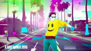 E3 2014: Just Dance 2015 - Pharrell Williams