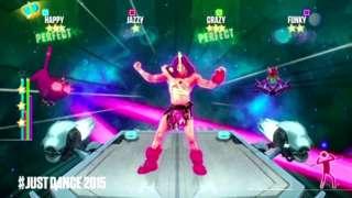 E3 2014: Just Dance 2015 - Bonnie Tyler