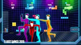 E3 2014: Just Dance 2015 - Dancing Bros.
