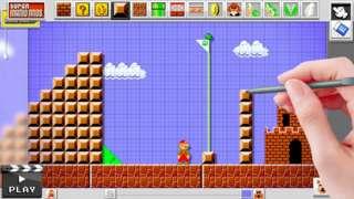 E3 2014: Mario Maker Announcement Trailer