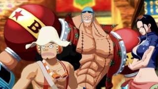 One Piece: Unlimited World Red - Launch Trailer