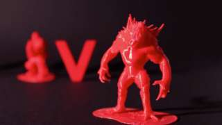 Evolve - 3D Printed Character Models