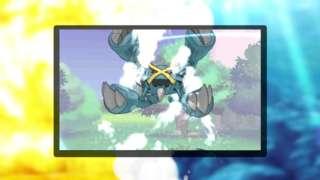 Pokemon Alpha Sapphire/Omega Ruby - Mega Metagross Reveal Trailer