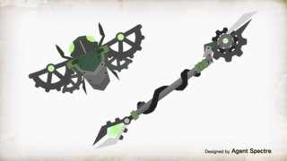 Comic-Con 2014: Monster Hunter 4 Ultimate - Weapon Design Contest Winner (Americas)