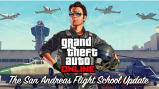 Grand Theft Auto Online - The San Andreas Flight School Update Trailer
