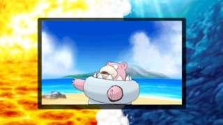 Pokemon Alpha Sapphire/Omega Ruby - Mega Slowbro Trailer