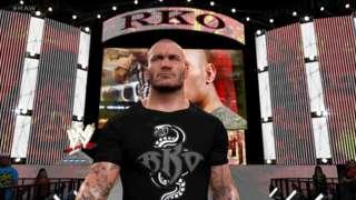 WWE 2K15 - Randy Orton Entrance Video