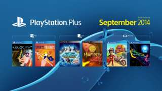 PlayStation Plus - September Free Games Lineup